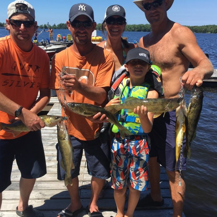 Great fishing Callander Bay