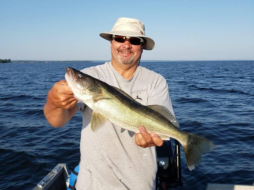 24 inch Walleye