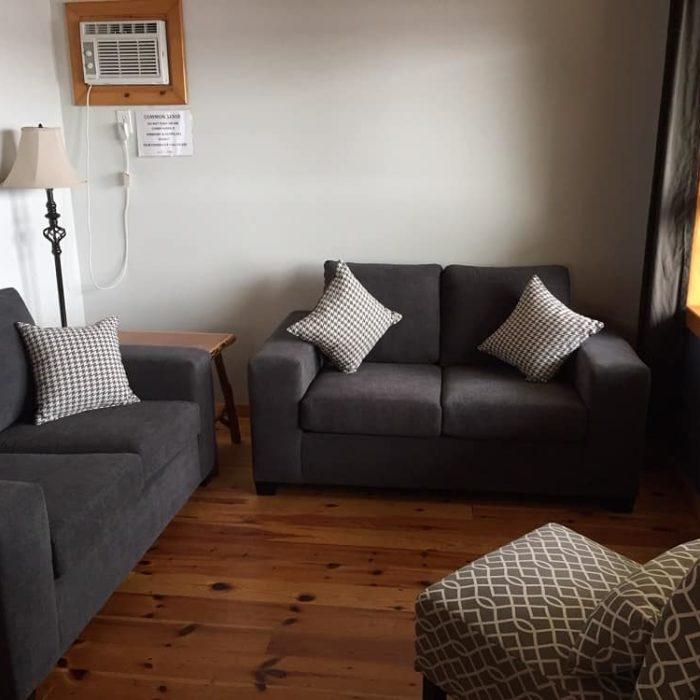Edgewater living room small